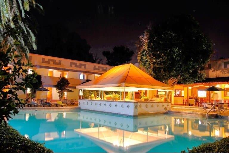 hotel villas arqueol gicas