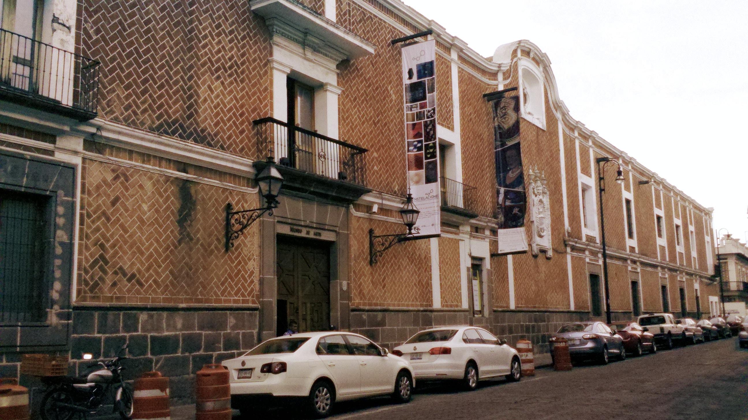 Fachada del San Pedro Museo del Arte
