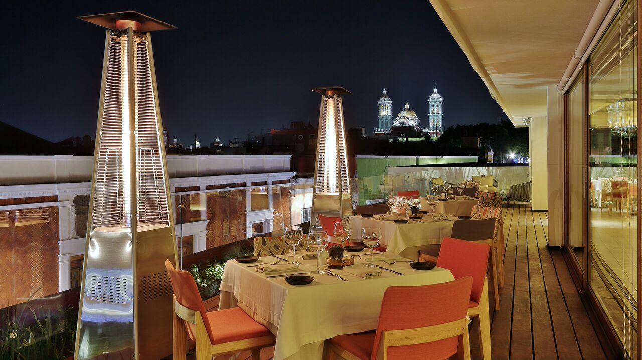 Hotel cartesiano puebla ubicado en el centro hist rico for Hoteles por reforma 222