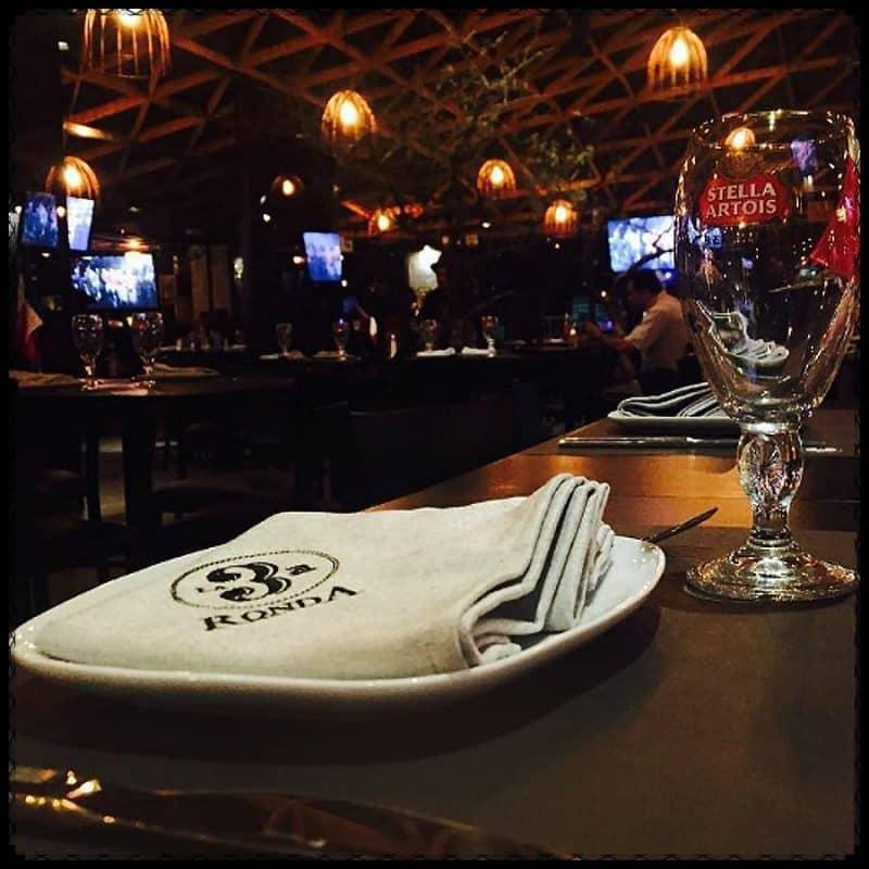 La tercera ronda restaurante en el centro historico puebla - Bares en ronda ...