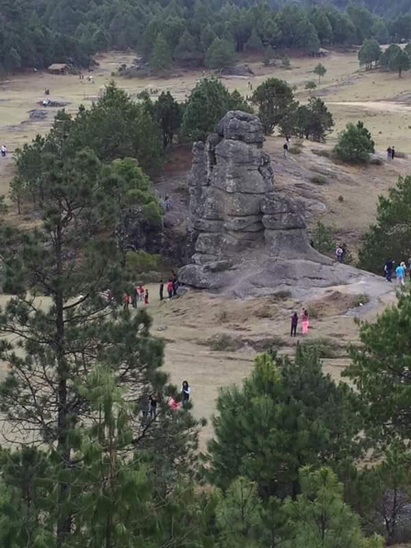 Resultado de imagen para valle de piedras encimadas