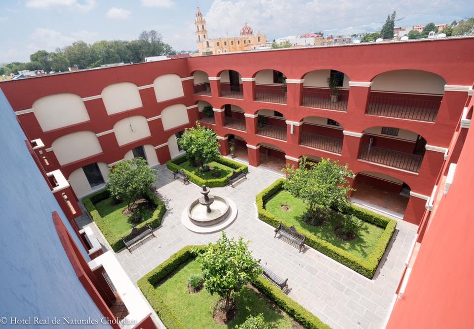 Hotel Real De Naturales Hotel Restaurante Salón De
